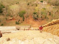 ユカタン半島のエクバラン遺跡の画像017