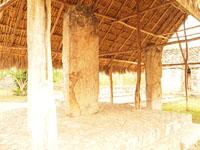 ユカタン半島のエクバラン遺跡の画像022