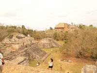 ユカタン半島のエクバラン遺跡の画像024