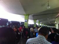 メキシコシティの駅の画像007
