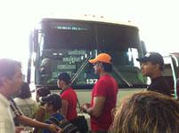 メキシコシティのバスの画像002