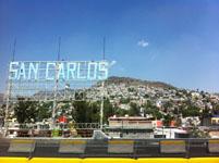 メキシコシティの街並みの画像002