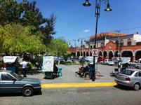 メキシコシティの街並みの画像003