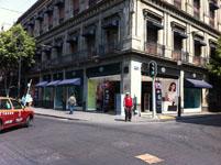メキシコシティの街並みの画像005