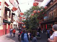 メキシコシティの街並みの画像010