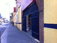 メキシコシティの街並みの画像013