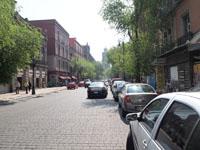 メキシコシティの街並みの画像016