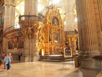 メキシコシティの教会の画像003