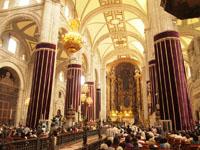 メキシコシティの教会の画像006