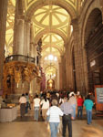 メキシコシティの教会の画像009
