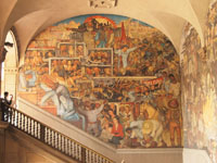 メキシコシティの建物の画像022