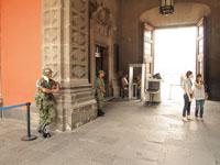 メキシコシティの建物の画像033