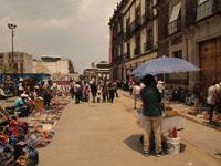 メキシコシティの街並みの画像020