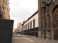 メキシコシティの街並みの画像032
