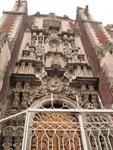 メキシコシティの街並みの画像033