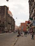 メキシコシティの街並みの画像026