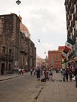 メキシコシティの街並みの画像036
