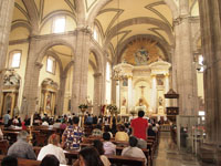 メキシコシティの教会の画像017