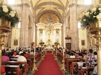 メキシコシティの教会の画像018
