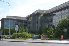 マイクロソフト社の建物の画像002