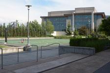マイクロソフト社の建物の画像007