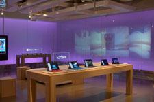マイクロソフト社の建物の画像014