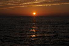 北海道の夕日の画像001