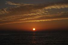 北海道の夕日の画像002