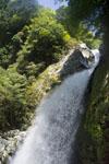 西種子谷の滝の画像001
