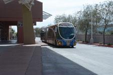 ラスベガス バス