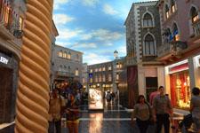 ヴェネチアンのショッピングモールの画像001