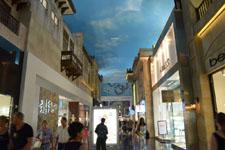 ラスベガスのショッピングモールの画像009