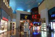 ラスベガスのショッピングモールの画像013
