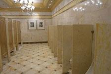 ベラージオ ラスベガスのトイレの画像001