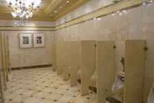 ベラージオ ラスベガスのトイレの画像002