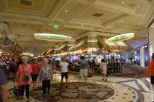 ベラージオ ラスベガスのカジノの画像001