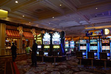 ベラージオ ラスベガスのカジノの画像003