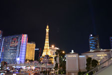 ラスベガスの夜景の画像007