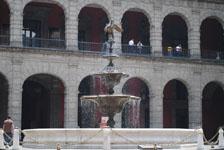 メキシコシティの建物の画像046