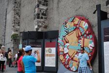 メキシコシティの街並みの画像045
