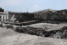 メキシコシティテンプロ・マヨール遺跡の画像004