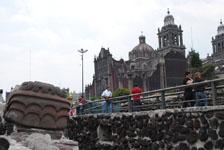 メキシコシティテンプロ・マヨール遺跡の画像006