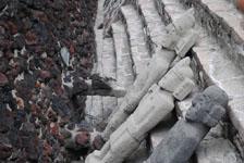 メキシコシティテンプロ・マヨール遺跡の画像008