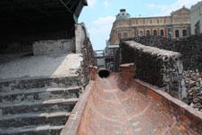 メキシコシティテンプロ・マヨール遺跡の画像011