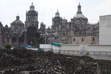 メキシコシティテンプロ・マヨール遺跡の画像016