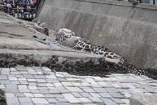 メキシコシティテンプロ・マヨール遺跡の画像019