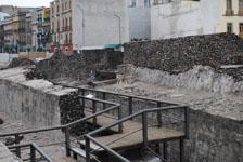 メキシコシティテンプロ・マヨール遺跡の画像026