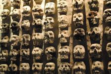 メキシコシティテンプロ・マヨール遺跡の画像027