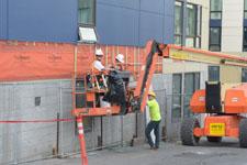 道路工事の作業風景の画像002
