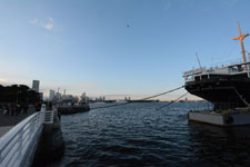 横浜の海の画像001